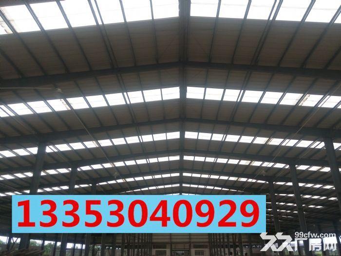 24000方标准钢结构厂房,可分租-图(1)