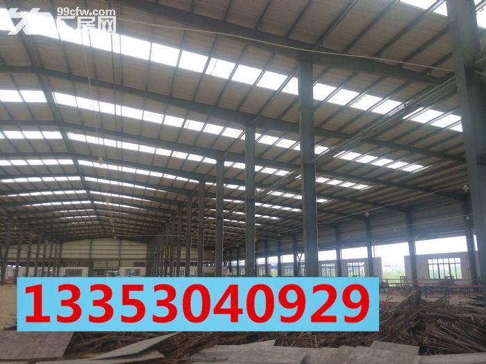 24000方标准钢结构厂房,可分租-图(2)