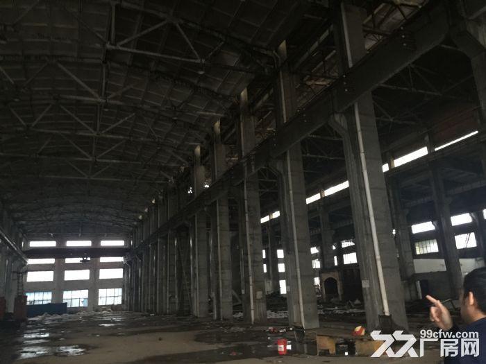 惠山区前洲镇惠澄大道附近园区4000平方机械厂房出租-图(1)