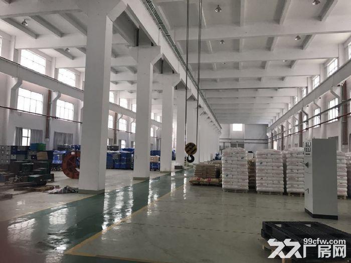 滨湖区胡埭镇园区独栋3层11000㎡标准厂房出租-图(1)
