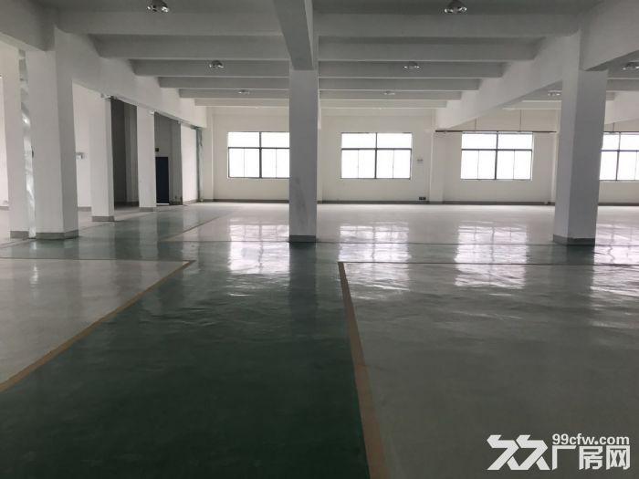 滨湖区胡埭镇园区独栋3层11000㎡标准厂房出租-图(3)
