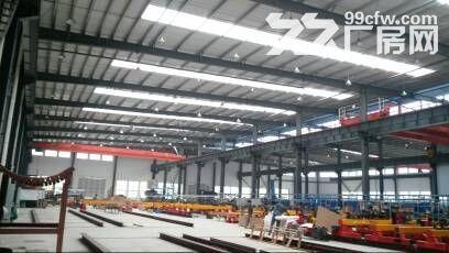 高新经济开发区4300平米重钢结构厂房-图(1)