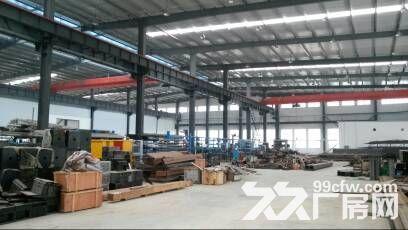高新经济开发区4300平米重钢结构厂房-图(2)
