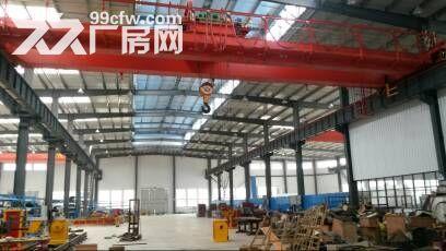 高新经济开发区4300平米重钢结构厂房-图(3)