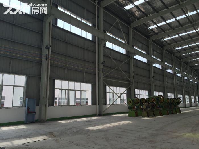 高新经济开发区4300平米重钢结构厂房-图(4)