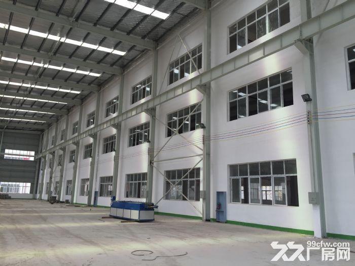高新经济开发区4300平米重钢结构厂房-图(5)