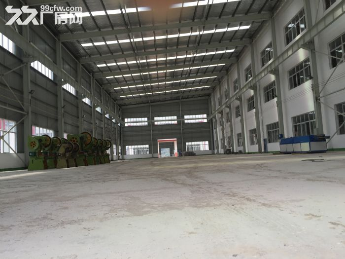 高新经济开发区4300平米重钢结构厂房-图(6)