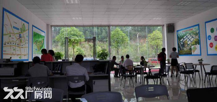 凤岭东站旁产业园,厂房办公综合体,50年产权-图(2)