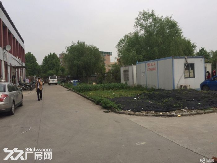 江宁开发区位置极佳,东南大学双龙大道土地和厂房出售-图(1)