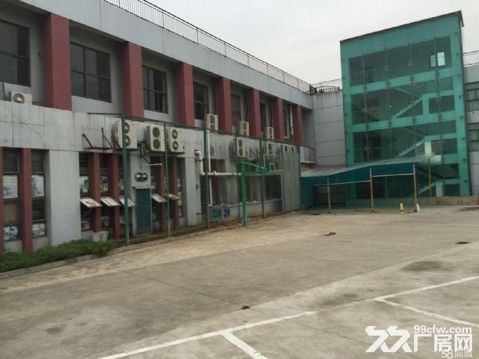 江宁开发区位置极佳,东南大学双龙大道土地和厂房出售-图(4)