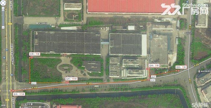 江宁开发区位置极佳,东南大学双龙大道土地和厂房出售-图(8)