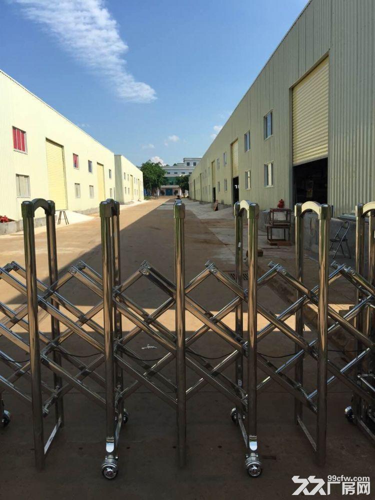 澄迈老城工业大道南一环有高质量多规格的仓库开始出租了!-图(1)