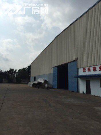 澄迈老城工业大道南一环有高质量多规格的仓库开始出租了!-图(2)