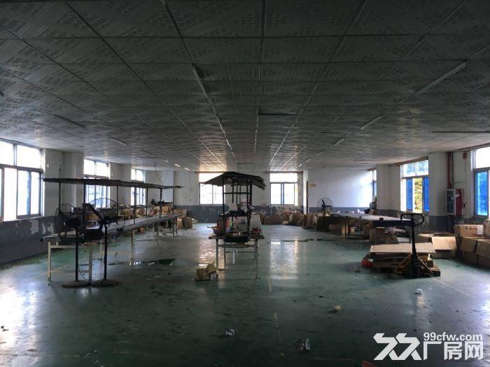 凤岗加工厂房出租630平方有办公室地板漆好招工-图(1)