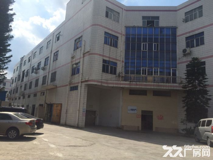 凤岗加工厂房出租630平方有办公室地板漆好招工-图(2)