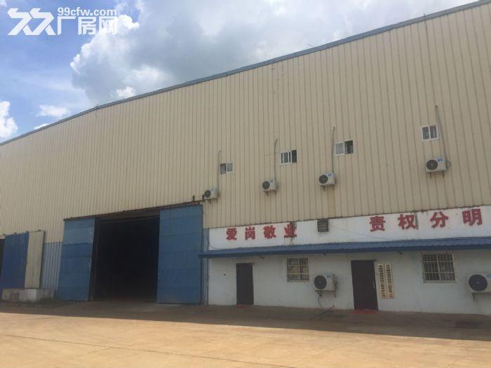 澄迈老城工业大道南一环有高质量多规格的仓库开始出租了!-图(6)