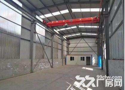 博山白塔好位置新建厂房出租-图(1)