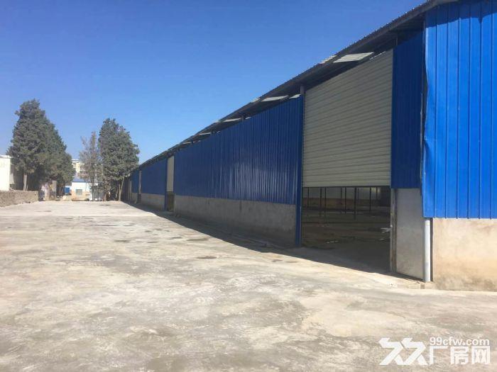呈贡乌龙村对面环湖路边厂房仓库出租-图(1)