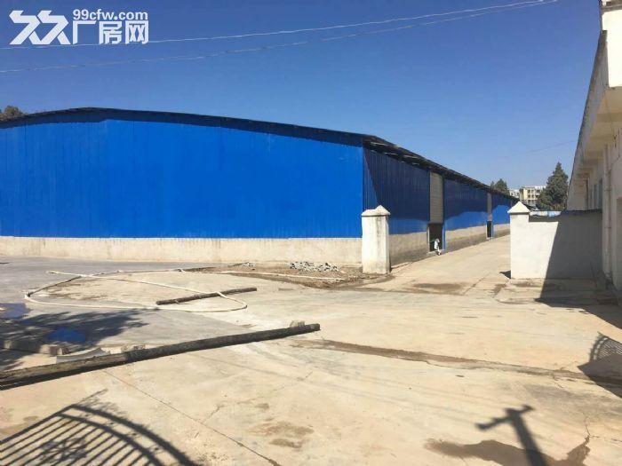 呈贡乌龙村对面环湖路边厂房仓库出租-图(2)