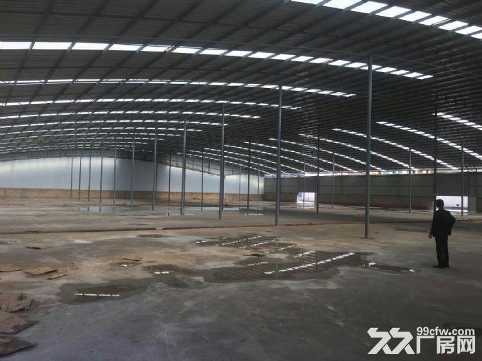 呈贡乌龙村对面环湖路边厂房仓库出租-图(4)