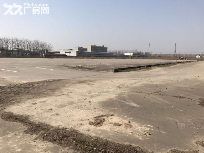 75亩物流集装箱堆场,钢管堆放,停车场出租-图(3)
