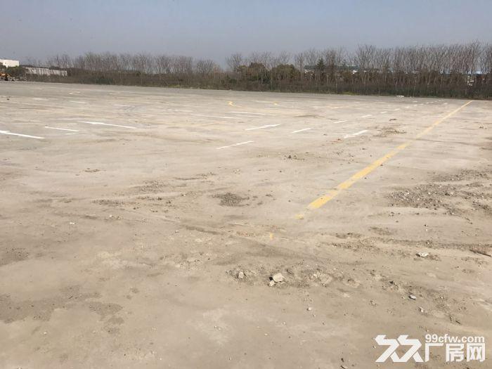 75亩物流集装箱堆场,钢管堆放,停车场出租-图(4)
