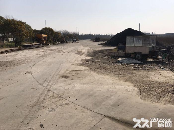 75亩物流集装箱堆场,钢管堆放,停车场出租-图(6)