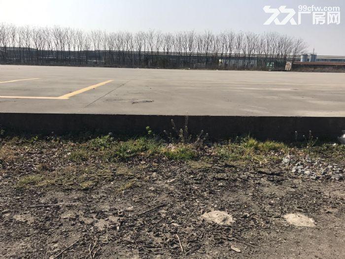 75亩物流集装箱堆场,钢管堆放,停车场出租-图(5)