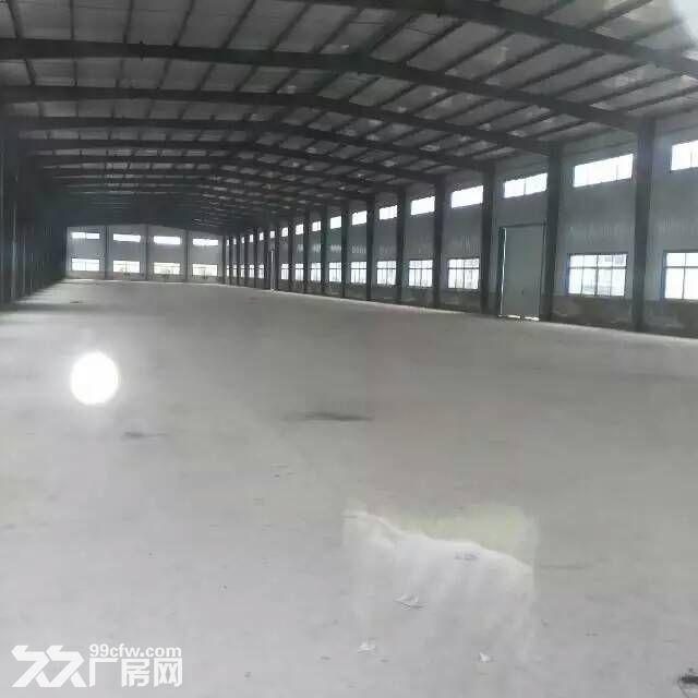 西安市周至集贤产业园标准化厂房出租-图(5)