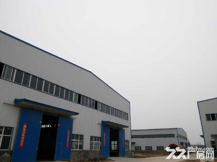 河南焦作温县大型厂房车间及办公楼出租-图(7)