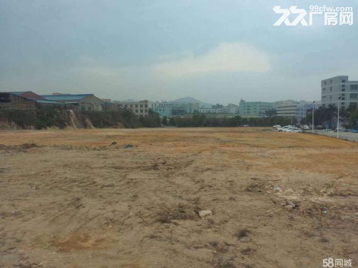 龙岗中心城4万平米空地出租,位置好,交通方便,-图(1)