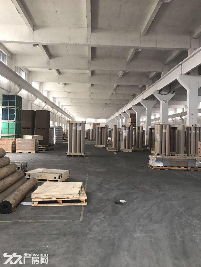 新区梅村金城东路高架旁6600平米可以分租-图(2)