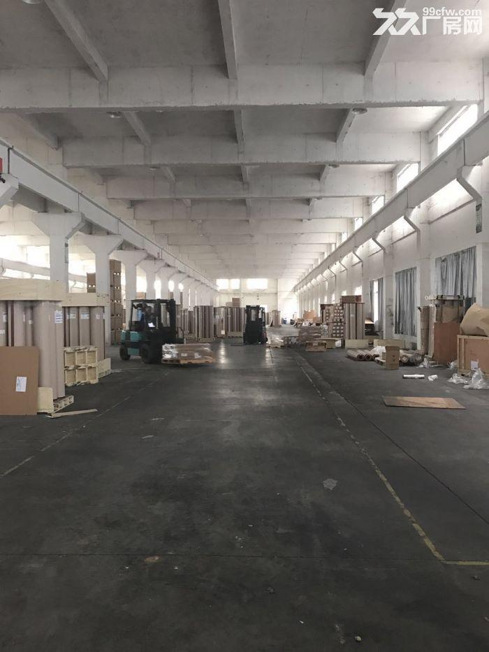 新区梅村金城东路高架旁6600平米可以分租-图(4)