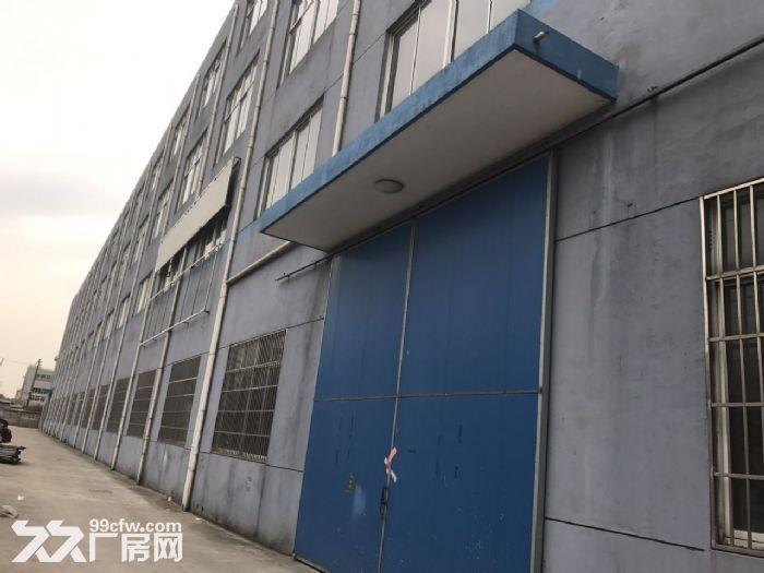 新区梅村金城东路高架旁6600平米可以分租-图(7)