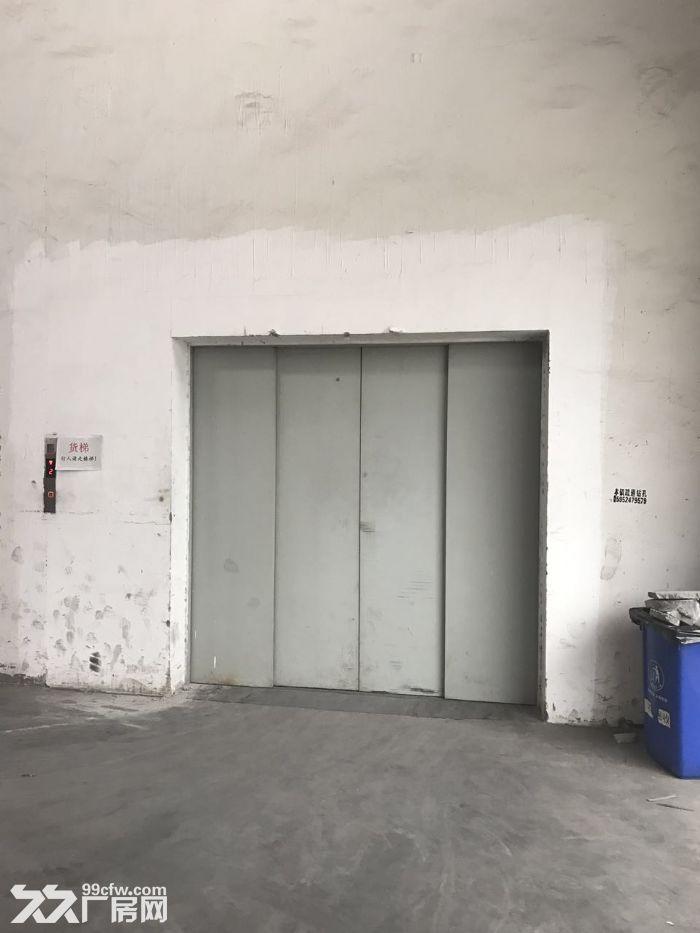 新区梅村金城东路高架旁6600平米可以分租-图(8)