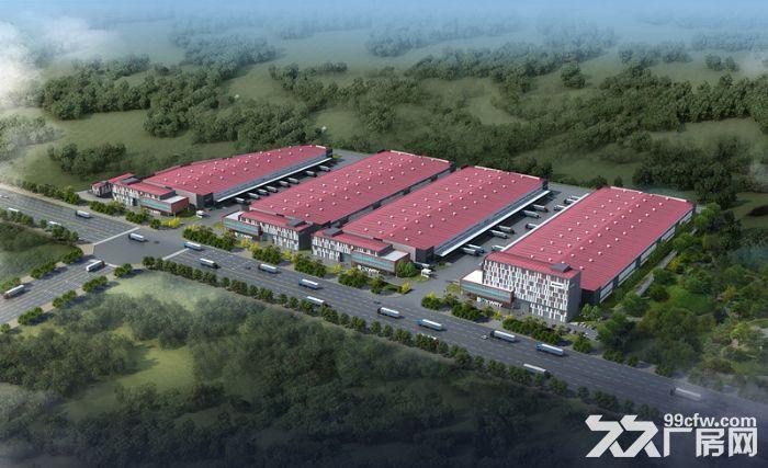 国际港务区百利威电商物流园AAAAA级仓储出租-图(2)