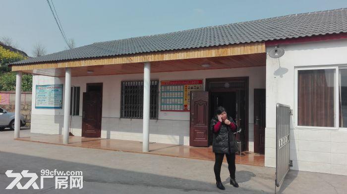 内江市威远县龙会镇标准钢结构厂房出租(3300平方)-图(1)