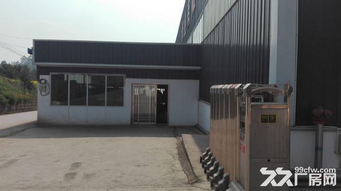 内江市威远县龙会镇标准钢结构厂房出租(3300平方)-图(5)