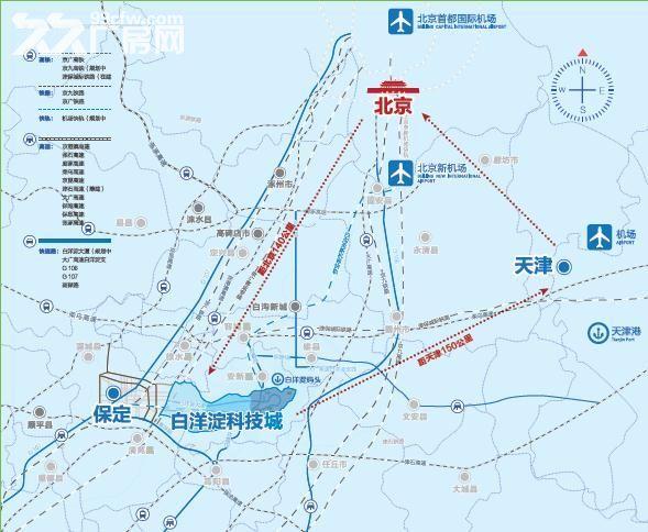 开发商直售保定周边土地-图(3)