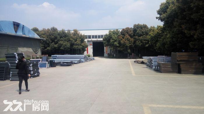 温江浩旺园区4000平米空地2300平米独门独院厂房-图(1)