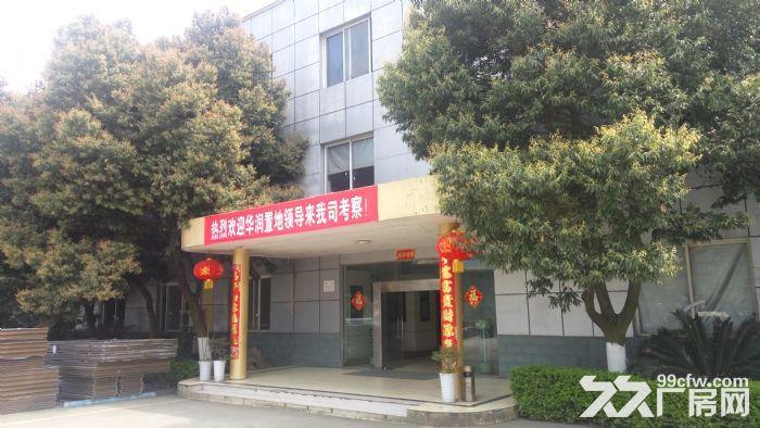温江浩旺园区4000平米空地2300平米独门独院厂房-图(2)