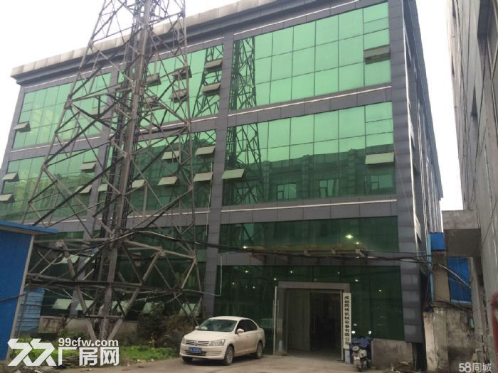 工业园内1000平米优质厂房-图(1)