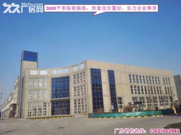 【医药及医疗器械首选】3600平米医疗器械园50年产权厂房-图(1)