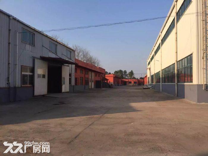 全单层厂房,道路宽,空地大,大挂车可掉头,仓储、冷链为主-图(2)