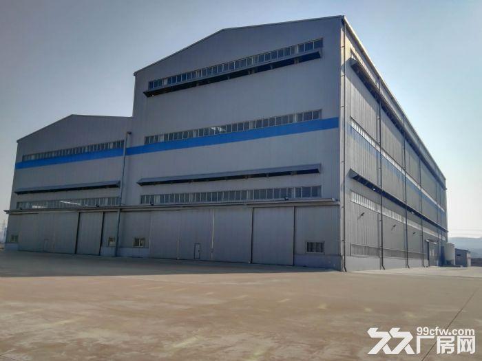 大连长兴岛临港工业区全新好厂房-图(1)