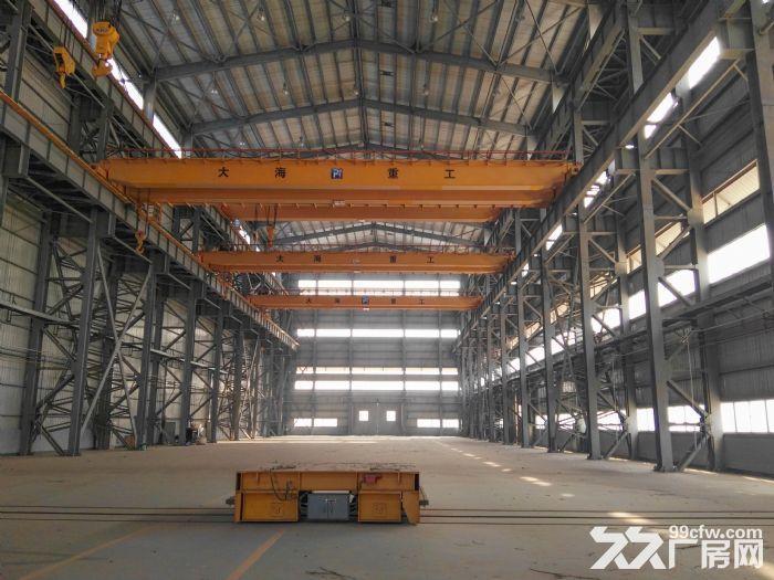 大连长兴岛临港工业区全新好厂房-图(2)