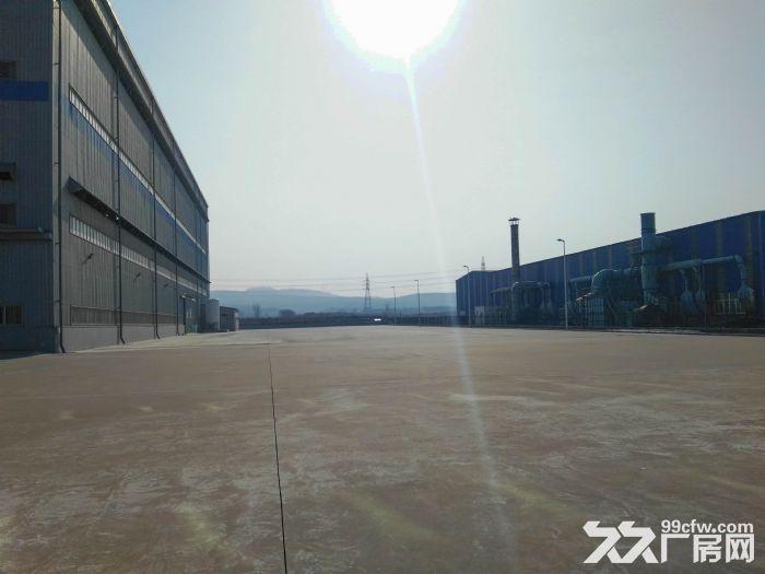 大连长兴岛临港工业区全新好厂房-图(4)