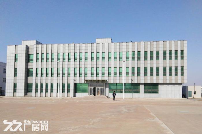 大连长兴岛临港工业区全新好厂房-图(5)