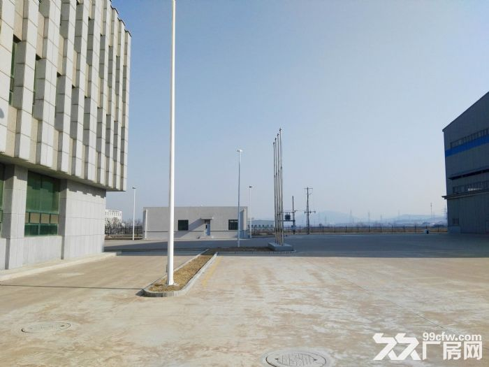 大连长兴岛临港工业区全新好厂房-图(6)