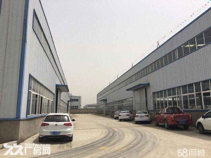 二汽富康大道共9000平米厂房和2000平米办公楼,位置优良交通便利、可租可售。-图(1)
